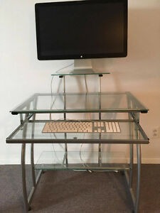 A nice computer desk for sale