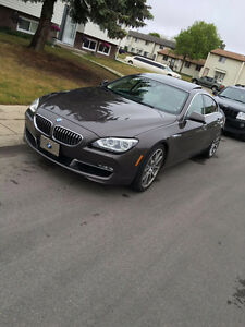 2013 Xdrive 4dr BMW 650i or best offer private sale no TAXES