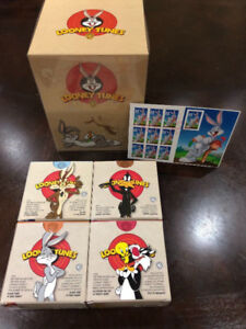 2015 RCM LOONEY TUNES PURE SILVER COLLECTORS SET