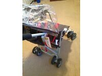 ***NEVER USED COMPLETELY NEW BOXED KOOCHI PRAM/PUSH CHAIR/BUGGY - MAX 6KG - BARGAIN***