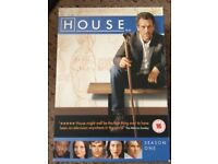 House series season 1 one complete dvd box set