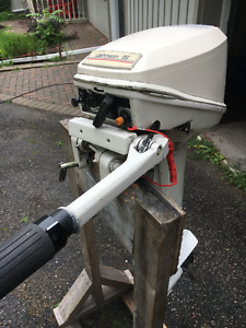 15 hp Johnson Outboard longshaft 2 stroke