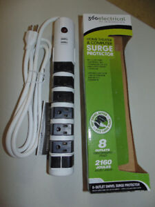 New Surge Protector