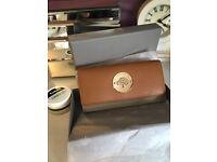 Beautiful, genuine Mulberry Daria Continental Oak purse. Never used.