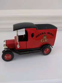 Vintage match box die cast royal mail van