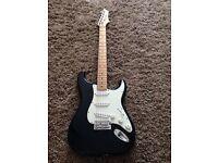 Johnson Stratocaster Guitar EMG designed pickups