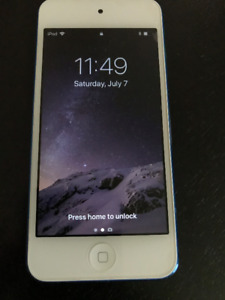 IPOD 6 32 GB - Excellent Condition and Battery