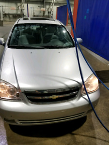 Chevy optra 2004 , 142 k (low kms)