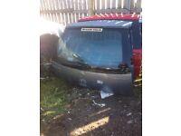 Vauxhall corsa c tailgate