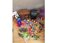 Job lot car boot box