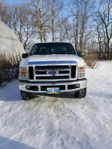 2008 FORD  250 Super Duty XLT SUPERCAB