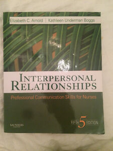 NURSING: Interpersonal Relationships