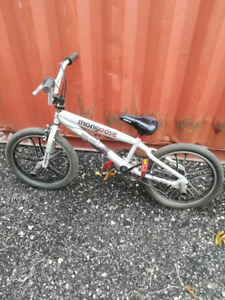 Mongoose bmx and hummer bike package deal