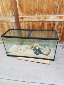 70 gallon fish/snake tank $150.obo