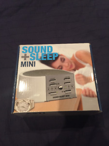 Sound+Sleep Mini (White/Silver)