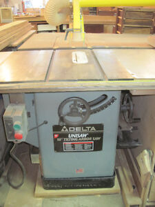 Delta Unisaw- Table saw