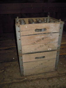 Silverwoods North Bay / Chatham Milk Crate Case London Ontario image 3