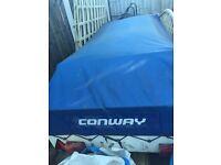 Conway century trailer tent. 2000.