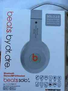 Beats By Dr. Dre White Rare