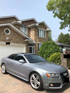 2010 Audi A5 Coupe S Line -Only 100km + Safety Certificate + AWD