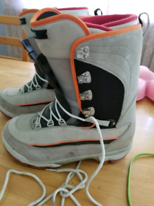 Men's Sims snowboarding boots 11