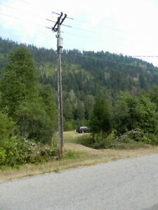 5 Acres for Sale near Salmo, B.C in Central Kootenays
