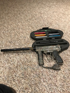 Selling Mint Condition Paintball Stuff