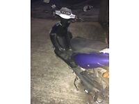 Direct Bikes Moped DB125T