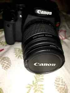 Canon t3i with18mm-55mn lense $400 obo Kitchener / Waterloo Kitchener Area image 2