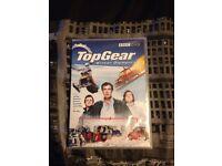 Top Gear Winter Olympics DVD