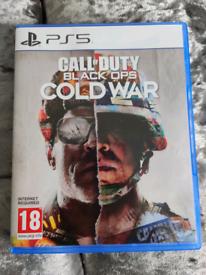 CoD Black Ops Cold War PS5