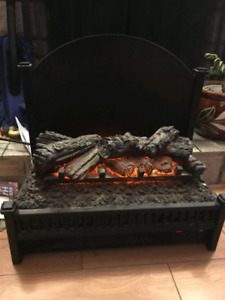 Faux fireplace/ electric heater