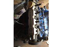 Vauxhall nova Corsa 8v Sri 1400 engine