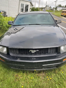 MUSTANG 2005 A VENDRE