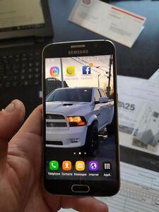 Samsung s6 en parfaite condition