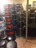 Drummers Garage Sale! Updated Pics October 7th