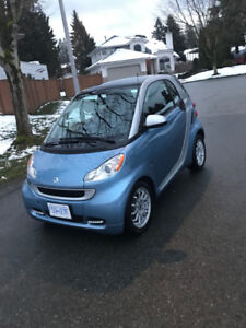 2012 SMART PASSION, only 16000 Low KM, loaded