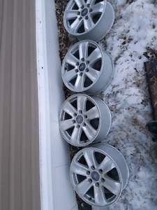 2015 ford f-150 rims, fits explorer, and 2004-2017 f150