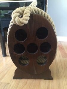 Wicker Emporium Wine Rack