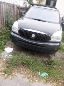 2004 Buick rendezvous suv. 4038302211 $4500 obo