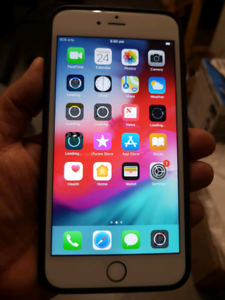 iPhone 6 Plus in very good conditions, 3 month warranty