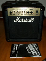 Marshall MG10 amp 'new' $40 obo