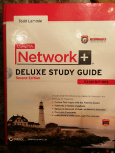 Network+ support study guide 100OBO