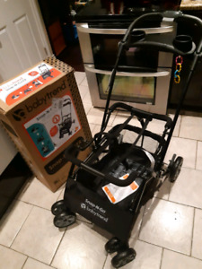 Brand new universal stroller snap in a car seat