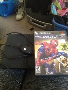 PS2 good condition and game and controller
