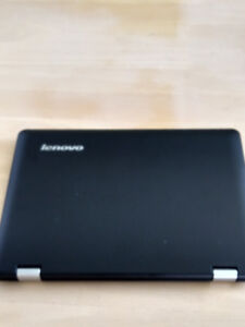 Lenovo convertible laptop tablet 11.6 inch screen 4 ram 64 Rom