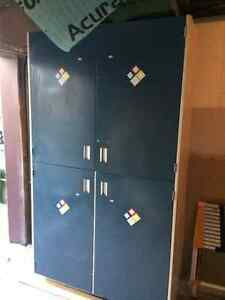 Belle armoire de garage !