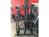 Cybex commercial leg press