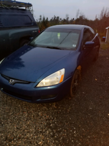 2004 honda accord fully loaded