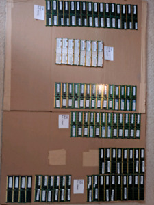 2GB DDR2 PC2-5300 ECC RAM, Memory - Lots available